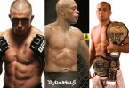 best ufc fighter of all time