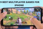 multiplayer games on iPhone